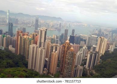 Hong Kong High View