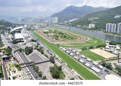 Hong Kong Horse Racing Course