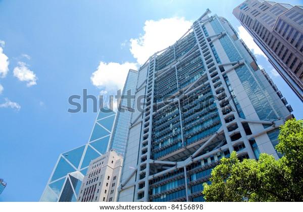 Hong Kong July 5 Hsbc Main Stock Photo (Edit Now) 84156898