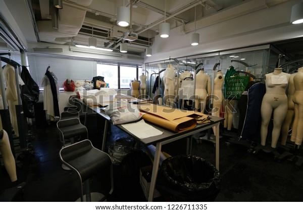Hong Kong Polytechnic University Hung Hom Beauty Fashion Stock Image 1226711335