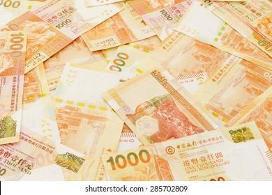 Hong Kong thousand dollar