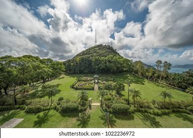 Hong Kong Victoria Peak Garden