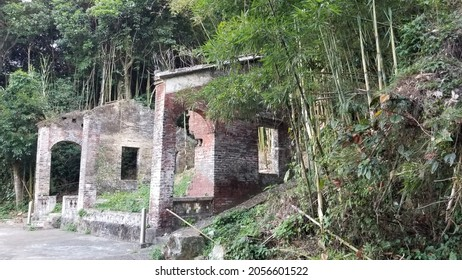 Hong Kong's oldest temple sits at the foot of Castle Peak. This is where they filmed the opening scenes to the classic Kung Fu movie Enter the Dragon, starring Bruce Lee.