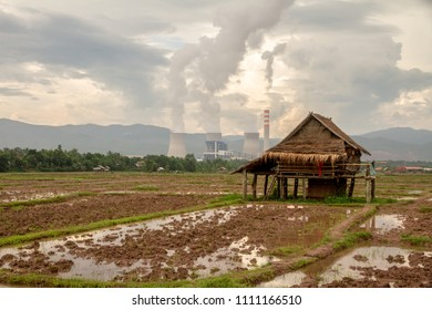 Hongsa power plant (HPC) at Hongsa District in Lao PDR