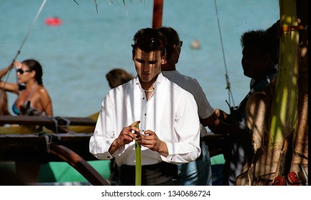 Honolulu, Hawaii, 20th July, 1999 