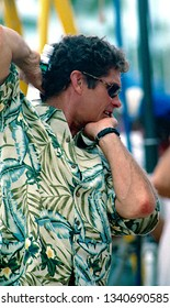 Honolulu, Hawaii, 20th July,1999 