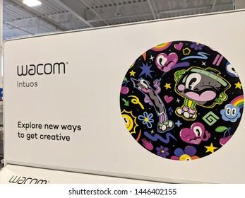 Imágenes, fotos de stock y vectores sobre Digital Pen Wacom