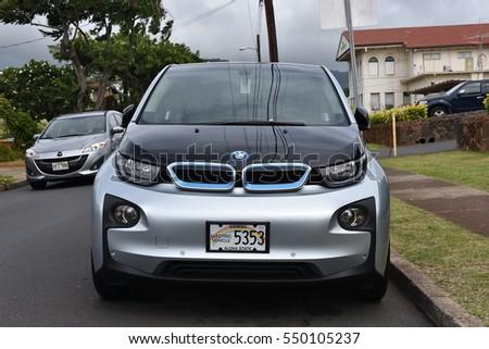Honolulu Usa November 24 2016 Bmw Stock Photo Edit Now 550105237