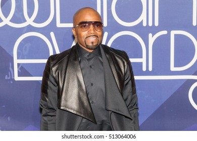 Honoree Teddy Riley attends the 2016 SOUL TRAIN MUSIC AWARDS at the New Orleans Arena in Las Vegas, Nevada on November 6, 2016
