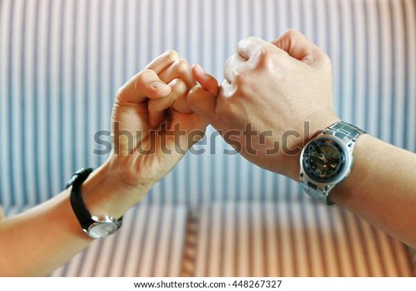 Lesbians Finger Each Other
