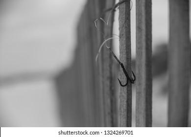 Hook in Fence