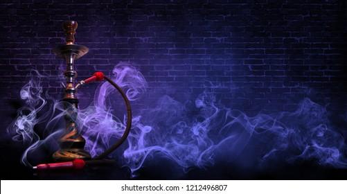 Smoke Hookah Images Stock Photos Vectors Shutterstock