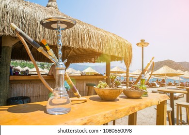 Hookah on the beach