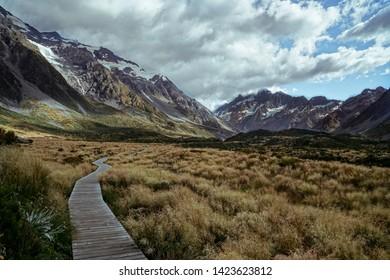 Hooker Valley Track, New Zealand