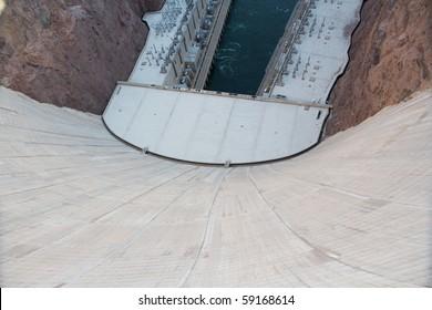 Hoover Dam Nevada Stock Photo (Edit Now) 473617858