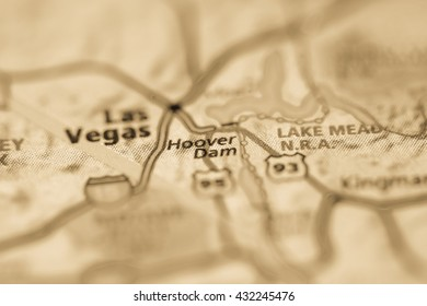 Hoover Dam. USA