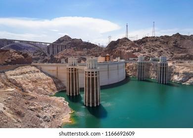Hooverdam Arizona Nevada