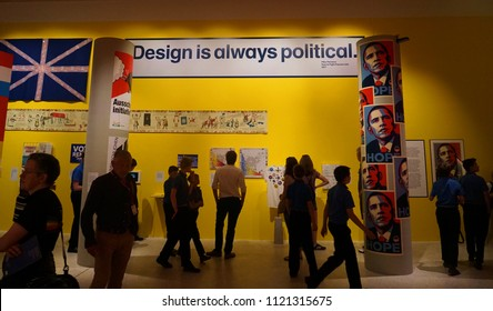 Hope to Nope at the Design Museum, London , UK - June 26th 2018 - Design is always Political - Mike Monteiro