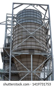 Hopper Bottom Silos. Hoppers for highly cyclical loading and unloading processes.