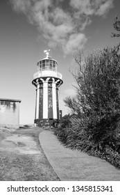 Horby Lighthouse, Watson Bay, Sydney, Australia