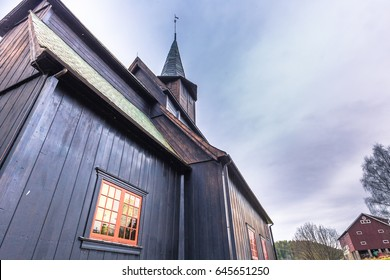 Hore Stave Church, Norway