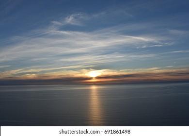 Horizon of Sunset
