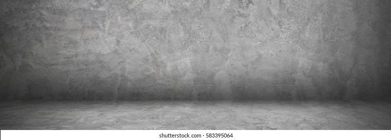 it is horizontal cement and concrete wall and floor with shadow for pattern and design.