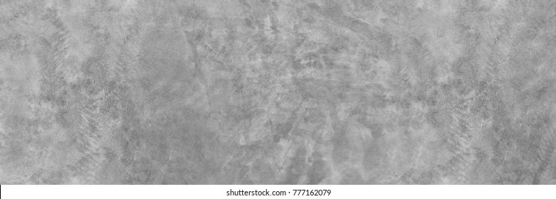 horizontal design on cement and concrete wall for pattern and background.