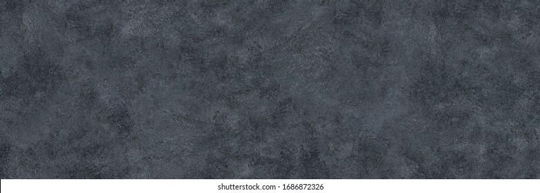 horizontales Design auf dunklem Zement und Beton-Struktur für Muster und Hintergrund.