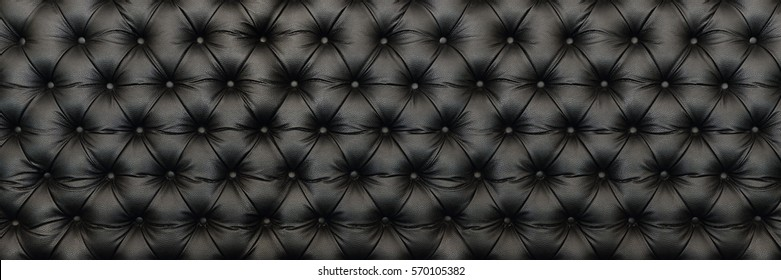 it is horizontal elegant black leather texture with buttons for pattern and background.