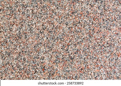 Horizontal gravel texture from quartz. Photo of quartz stones.