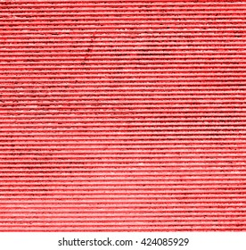 Horizontal pink striped texture background
