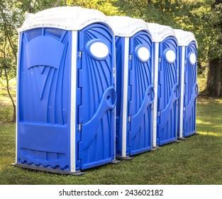 Porta Potty Images Stock Photos Amp Vectors Shutterstock