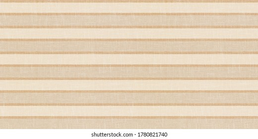 horizontal stripe fabric texture with beige color