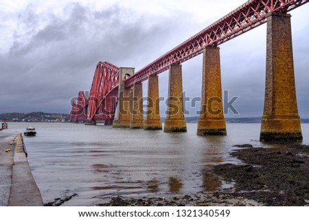 Horizontal View of Forth
