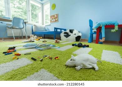 Messy Kids Room Images, Stock Photos & Vectors | Shutterstock