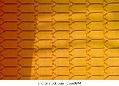 Horizontal yellow background texture pattern