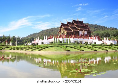 Horkumluang in Chiang Mai Province Thailand