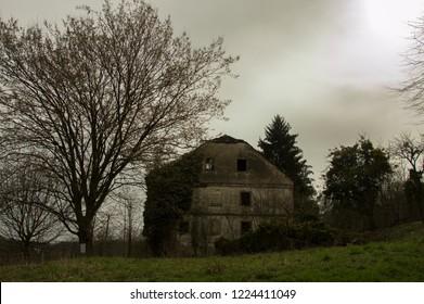 horor darky house