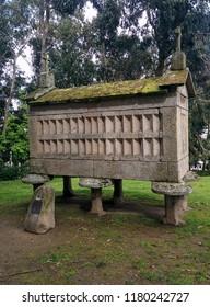 Horreo - Galician granary