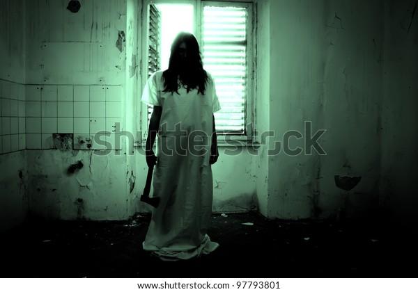 무서운 여자
