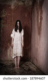 Creepy Girl Images, Stock Photos & Vectors | Shutterstock