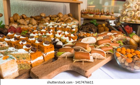 Hors d'oeuvre for wedding or holiday