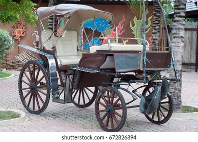 Horse car chassis