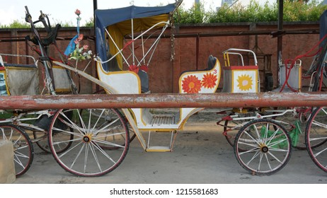 Horse Carriage or  Horse-drawn vehicle