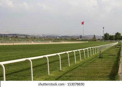 Horse Racing Track, Ankara, Turkey