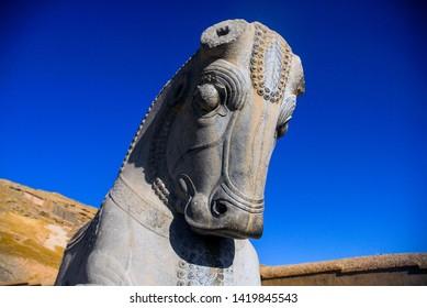 Persian Statue Images, Stock Photos & Vectors   Shutterstock