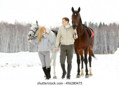 Horse-lovers