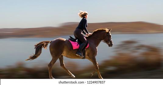 Horsen anship. Horsewomen.