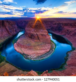 Horseshoe Bend Canyon, Arizona